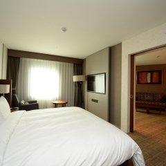 Отель Inter-Burgo Южная Корея, Тэгу - отзывы, цены и фото номеров - забронировать отель Inter-Burgo онлайн комната для гостей фото 2