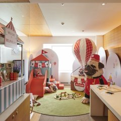 Отель Sheraton Grande Walkerhill детские мероприятия