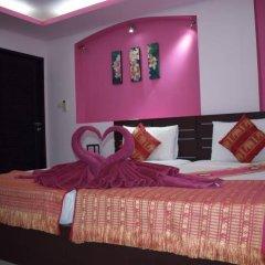Отель Naamtao Villa Resort Самуи комната для гостей фото 5