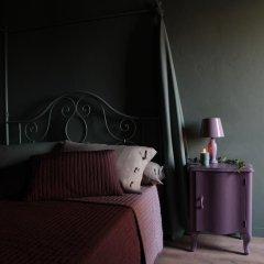 Отель B&B Antico Borgo Манерба-дель-Гарда комната для гостей