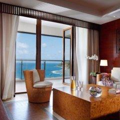Отель Serenity Coast All Suite Resort Sanya комната для гостей фото 4