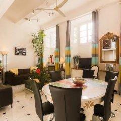 Отель Condo Nice Франция, Ницца - отзывы, цены и фото номеров - забронировать отель Condo Nice онлайн интерьер отеля фото 3