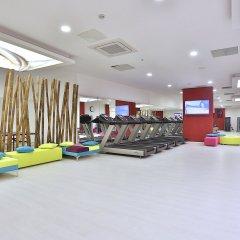 Отель QUA Стамбул фитнесс-зал фото 2