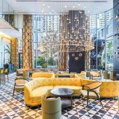 Отель SLS LUX Brickell интерьер отеля фото 2