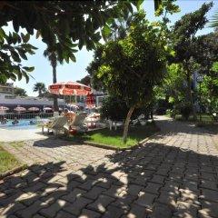Akdeniz Beach Hotel Турция, Олюдениз - 1 отзыв об отеле, цены и фото номеров - забронировать отель Akdeniz Beach Hotel онлайн пляж
