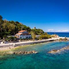 Отель Pension Elena Греция, Закинф - отзывы, цены и фото номеров - забронировать отель Pension Elena онлайн пляж