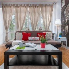 Отель Little Home - Krucza 19 Польша, Варшава - отзывы, цены и фото номеров - забронировать отель Little Home - Krucza 19 онлайн комната для гостей фото 2