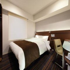 Отель Keio Presso Inn Tokyo Station Yaesu комната для гостей