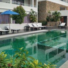 Отель Tranquil Residence 1 Таиланд, Самуи - отзывы, цены и фото номеров - забронировать отель Tranquil Residence 1 онлайн бассейн фото 3