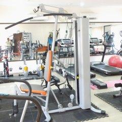 Hemas Hotel фитнесс-зал