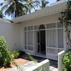 Отель Chitra Ayurveda Hotel Шри-Ланка, Бентота - отзывы, цены и фото номеров - забронировать отель Chitra Ayurveda Hotel онлайн балкон