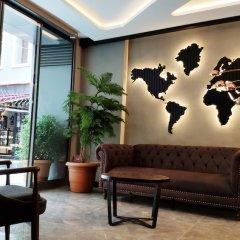 Triada Hotel Karakoy интерьер отеля фото 2