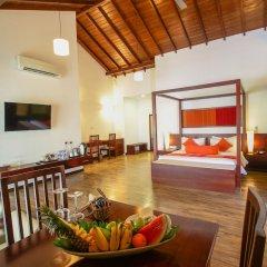 Отель The Calm Resort & Spa в номере фото 2
