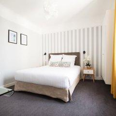 Отель Hôtel Des Batignolles Франция, Париж - 10 отзывов об отеле, цены и фото номеров - забронировать отель Hôtel Des Batignolles онлайн фото 16