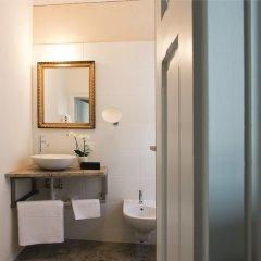 Отель Villa Bergmann Suites Meran Меран ванная