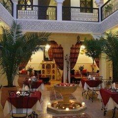 Отель Riad Sacr Марокко, Марракеш - отзывы, цены и фото номеров - забронировать отель Riad Sacr онлайн питание фото 3
