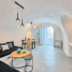 Отель Cave Suite Oia Греция, Остров Санторини - отзывы, цены и фото номеров - забронировать отель Cave Suite Oia онлайн комната для гостей фото 4