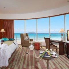 Отель Grand Soluxe Hotel & Resort, Sanya Китай, Санья - отзывы, цены и фото номеров - забронировать отель Grand Soluxe Hotel & Resort, Sanya онлайн комната для гостей фото 3