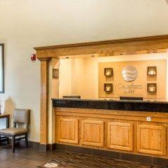 Отель Comfort Inn North/Polaris США, Колумбус - отзывы, цены и фото номеров - забронировать отель Comfort Inn North/Polaris онлайн интерьер отеля фото 2