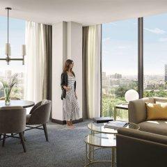 Отель Fairmont Rey Juan Carlos I Барселона интерьер отеля фото 2