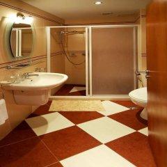 Отель Sveti Nikola Болгария, Несебр - отзывы, цены и фото номеров - забронировать отель Sveti Nikola онлайн ванная
