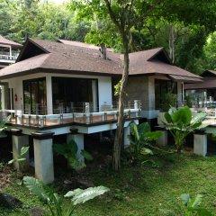 Отель Baan Krating Phuket Resort балкон