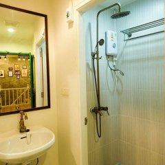Ratana Boutique Hostel Бангкок ванная фото 2