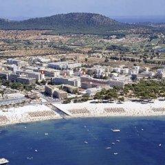 Отель Globales Playa Santa Ponsa Санта-Понса пляж фото 2