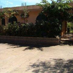 Отель Villa Archegeta Джардини Наксос парковка