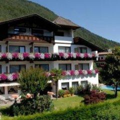 Отель Pension Kleon Горнолыжный курорт Ортлер вид на фасад