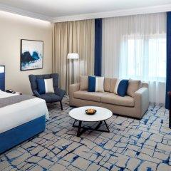 Отель Movenpick Hotel & Apartments Bur Dubai ОАЭ, Дубай - отзывы, цены и фото номеров - забронировать отель Movenpick Hotel & Apartments Bur Dubai онлайн комната для гостей фото 4