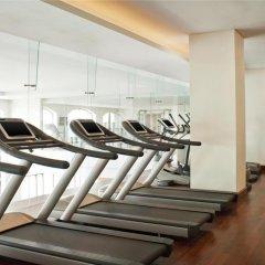 Отель St. Regis Saadiyat Island Абу-Даби фитнесс-зал