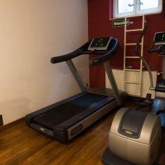 Отель 4mex Inn фитнесс-зал фото 3