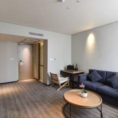 Отель City Inn OCT Loft Branch Китай, Шэньчжэнь - отзывы, цены и фото номеров - забронировать отель City Inn OCT Loft Branch онлайн комната для гостей фото 2