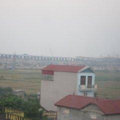 Thanh Son Noi Bai Airport Hotel Ханой балкон