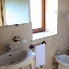 Отель Bosco Ciancio Италия, Бьянкавилла - отзывы, цены и фото номеров - забронировать отель Bosco Ciancio онлайн ванная