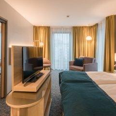 Отель Holiday Inn Dusseldorf City Toulouser Allee комната для гостей фото 4