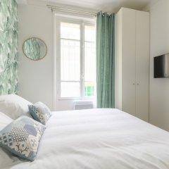 Отель Daumier - New 2 Bdrs Flat near la Seine Париж комната для гостей фото 5