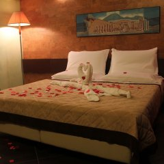 Отель Pompei Resort Италия, Помпеи - 1 отзыв об отеле, цены и фото номеров - забронировать отель Pompei Resort онлайн комната для гостей фото 2