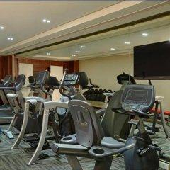Отель Radisson Blu Jaipur фитнесс-зал фото 2