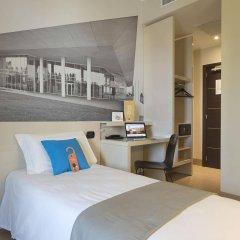 Отель B&B Hotel Bergamo Италия, Бергамо - 7 отзывов об отеле, цены и фото номеров - забронировать отель B&B Hotel Bergamo онлайн комната для гостей фото 2