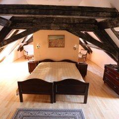 Hotel King George Прага комната для гостей