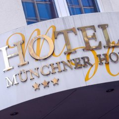 Hotel Münchner Hof гостиничный бар