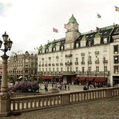 Отель Grand Hotel Норвегия, Осло - отзывы, цены и фото номеров - забронировать отель Grand Hotel онлайн балкон