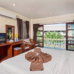 Royal Crown Hotel & Palm Spa Resort 3* Стандартный номер разные типы кроватей фото 8