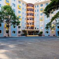 Pandora Hotel and Residence Хошимин парковка