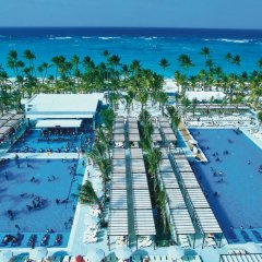 Отель Riu Bambu All Inclusive пляж фото 2