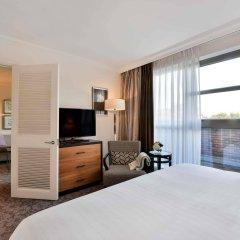 Отель Hyatt Regency London - The Churchill Великобритания, Лондон - 2 отзыва об отеле, цены и фото номеров - забронировать отель Hyatt Regency London - The Churchill онлайн удобства в номере фото 2