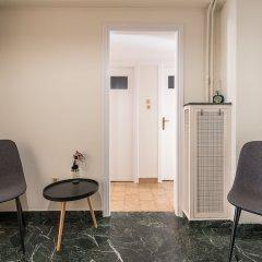 Апартаменты Comfy Apartment in Acropolis Area балкон