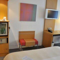 Отель Novotel Andorra сейф в номере
